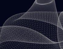Salto de Quantum. Fotos de archivo libres de regalías
