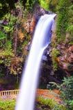 Salto de San Anton I. 39 m waterfall known as salto de san anton, located in the city of cuernavaca, morelos, mexico Royalty Free Stock Images