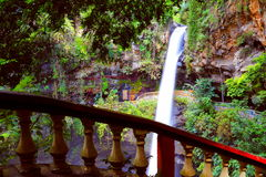 Salto de San Anton III Photos stock