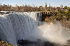 Salto del Laja, Chile Royalty Free Stock Photography