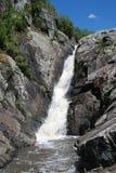 Salto del Penitente waterfall Stock Images