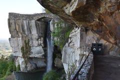 Salto del ` s dell'amante ai giardini della città della roccia a Chattanooga, Tennessee Fotografia Stock Libera da Diritti