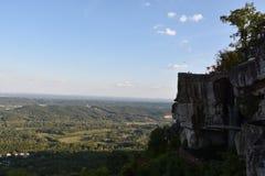 Salto del ` s dell'amante ai giardini della città della roccia a Chattanooga, Tennessee Fotografie Stock Libere da Diritti