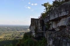 Salto del ` s dell'amante ai giardini della città della roccia a Chattanooga, Tennessee Fotografia Stock