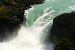 Salto Grande waterfall Royalty Free Stock Photos