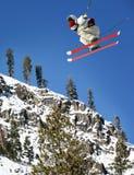 Salto più slier Fotografia Stock