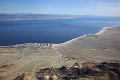 Salton hav Arkivbilder