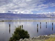 Salton Meer I Lizenzfreies Stockfoto