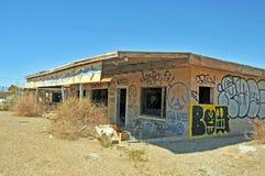 Free Salton Sea/Bombay Beach: Skips Diner Royalty Free Stock Photo - 73012885
