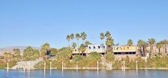 Salton Sea Civic Center Royalty Free Stock Photo
