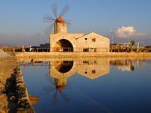Saltpans Нубии осени Стоковое Фото