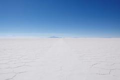 Saltplanes d'Uyuni Image libre de droits