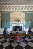 Saltram House Grand Hall N In Plymouth Devon Royalty Free Stock Images