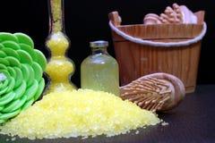 Salts of bath Royalty Free Stock Photo