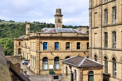 Free Salts Mill, Saltaire Stock Photography - 103467962