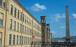 Salts Mill, Saltaire Stock Photos
