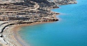 Saltvattenliten vik Royaltyfria Bilder