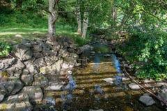 Saltwater Stream  Stock Photos