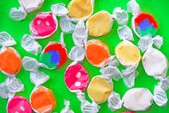 Saltwater Taffy Stock Photo