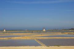 saltworks Zdjęcie Royalty Free