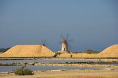 saltworks Obrazy Stock