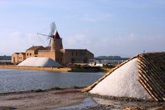 Saltworks Royalty Free Stock Images