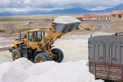 Saltworks Stock Photography