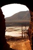 Saltworks Pedra de Lume Stock Photos