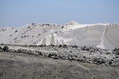 Saltworks: Saline-de-Giraud, Camargue Stock Photos