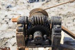 Saltworksutrustning Royaltyfria Foton