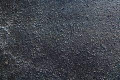 Salty asphalt Stock Images