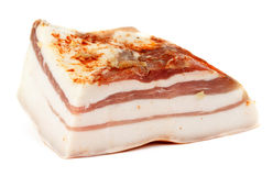 Salty bacon Royalty Free Stock Image
