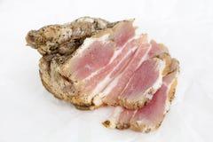 Salty bacon Royalty Free Stock Photos