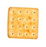 Salty Cracker Royalty Free Stock Images