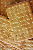 Salty cracker Stock Images