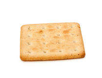 Salty Cracker Stock Photography