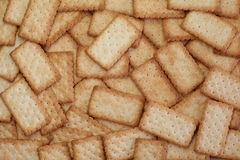 Salty Crackers Stock Photos