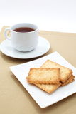 Salty Crackers Stock Images