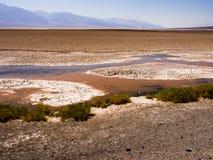 Salty creek Stock Image