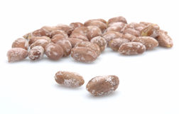 Salty peanut Royalty Free Stock Photos
