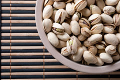 Salty pistachio Stock Photo