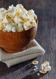 Salty popcorn Royalty Free Stock Photos