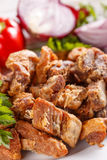 Salty pork greaves Royalty Free Stock Images