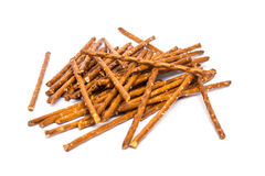 Salty Snack Sticks Isolated Stock Photography