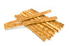 Salty sticks Royalty Free Stock Photos