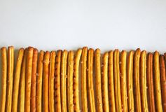 Salty sticks Stock Photo