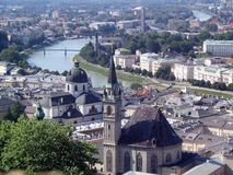 Saltzburg, Austria Imagenes de archivo