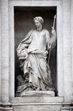 Salubrity, Trevi Fountain Stock Photography