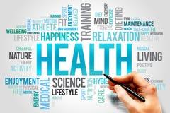 salud Fotografía de archivo libre de regalías