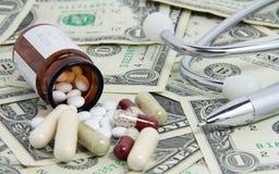 Salud costosa Fotografía de archivo